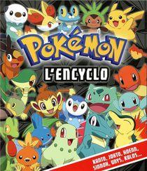 Pokemon ; L'encyclo