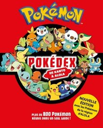 Pokemon ; Pokedex ; De Kanto A Alola