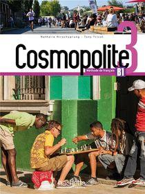 Cosmopolite 3 ; B1 ; Livre De L'eleve