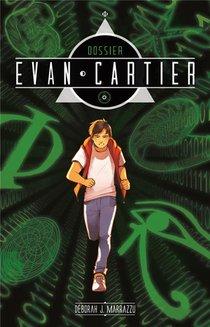 Dossier Evan Cartier T.1 ; Heritage Crypte