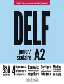 Delf Scolaire Et Junior ; A2