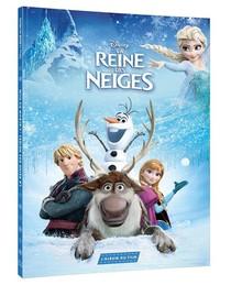 La Reine Des Neiges ; L'album Du Film