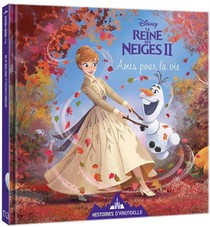 La Reine Des Neiges 2 ; Histoires D'arendelle T.2 ; Amis Pour La Vie