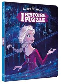 La Reine Des Neiges 2 ; Une Histoire, Un Puzzle
