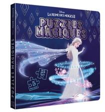 La Reine Des Neiges 2 ; Puzzles Magiques