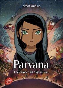 Parvana ; Une Enfance En Afghanistan