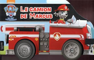 La Pat'patrouille ; Le Camion De Marcus