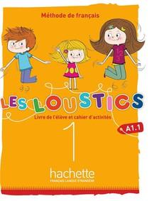 Les Loustics 1 ; (6 Niveaux) ; Livre De L'eleve + Cahier D'activites