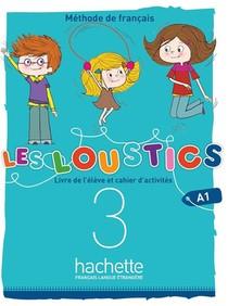 Les Loustics 2 T.3 ; (6 Niveaux) ; Livre De L'eleve + Cahier D'activites + Cd Audio