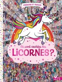 Cherche Et Trouve ; Ou Sont Cachees Les Licornes ?