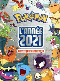 Pokemon ; L'annee 2021