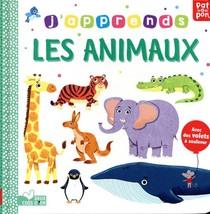 Patapon ; J'apprends Les Animaux ; Livre Avec Volets