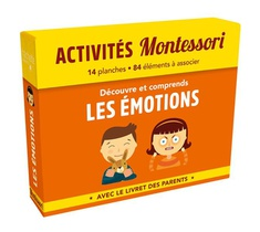Activites Montessori ; Decouvre Et Comprends Les Emotions