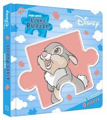 Mon Petit Livre Puzzle ; 5 Puzzles 9 Pieces