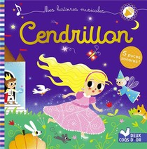 Mes Histoires Musicales ; Cendrillon