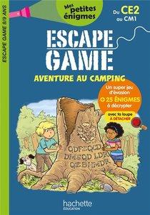 Escape Game ; Aventure Au Camping ; Du Ce2 Au Cm1