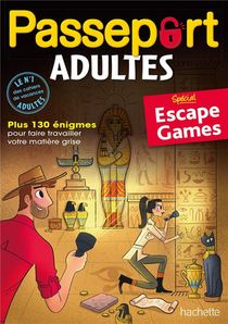 Passeport ; Adultes ; Special Escape Game