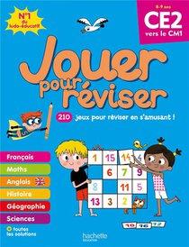 Jouer Pour Reviser ; Du Ce2 Vers Le Cm1