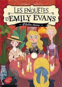 Les Enquetes D'emily Evans T.1 ; L'heritiere Disparue