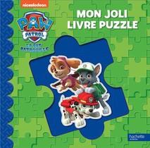 La Pat'patrouille ; Mon Joli Livre Puzzle