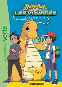 Pokemon - Les Voyages T.5 ; L'ile Des Dracolosse