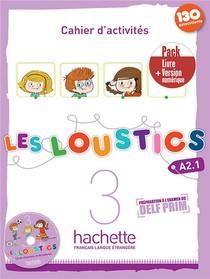 Les Loustics 3 - Pack Cahier + Version Numerique