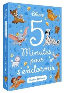 5 Minutes Pour S'endormir ; Histoires D'animaux