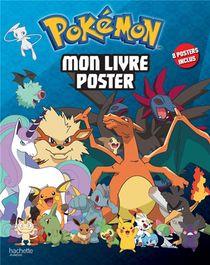 Pokemon ; Mon Livre Poster