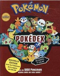 Pokemon ; Pokedex : De Kanto A Galar