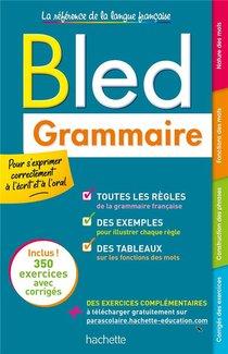 Bled ; Grammaire