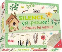 Silence Ca Pousse Ma Cabane A Oiseaux ; Coffrets Avec Accessoires