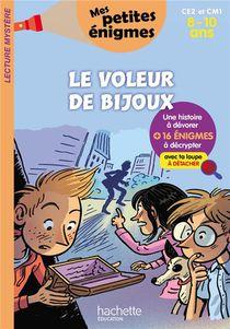 Le Voleur De Bijoux ; Ce2/cm1 ; 8/10 Ans