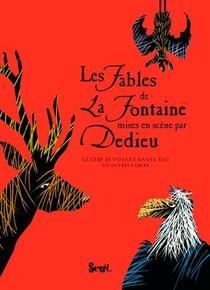 Les Fables De La Fontaine ; Le Cerf Se Voyant Dans L'eau Et Autres Fables