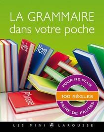 La Grammaire Dans Votre Poche