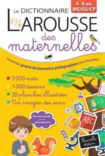 Le Dictionnaire Larousse Des Maternelles