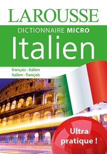 Italien ; Francais-italien ; Italien-francais