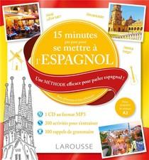 15 Mn Par Jour Pour Se Remettre A L'espagnol