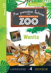 Mes Premieres Lectures Avec Une Saison Au Zoo ; Ce1 ; Wanita