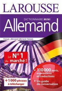 Dictionnaire Mini Allemand