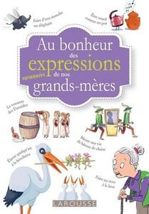 Au Bonheur Des Mots Et Expressions Surannees De Nos Grands-meres