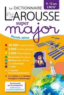 Le Dictionnaire Larousse Super Major