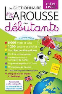 Le Dictionnaire Larousse Des Debutants