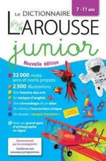Le Dictionnaire Junior ; 7/11 Ans