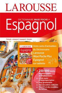 Dictionnaire Larousse Maxi Poche + Espagnol