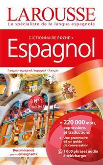 Dictionnaire Larousse Poche + Espagnol