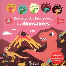 Ecoute Et Decouvre Les Dinosaures