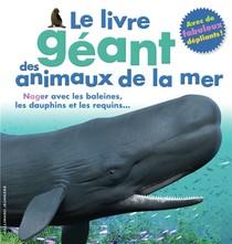 Le Livre Geant Des Animaux De La Mer