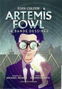 Artemis Fowl La Bande Dessinee T.1