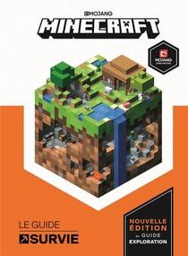 Minecraft ; Guide Officiel De La Survie