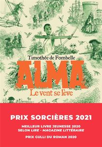 Alma ; Le Vent Se Leve
